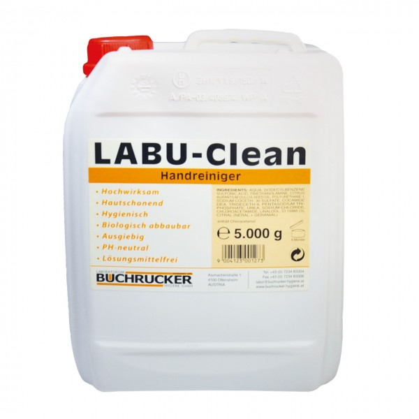 LABU Clean Handreiniger 5000g